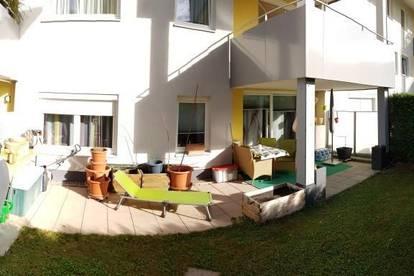 VERMIETET! Smarte voll möblierte Gartenwohnung (58m² ) in Kufsteins Toplage inkl. TG zu vermieten.