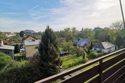*Sanierungsbedürftige* Wohnung in Andritz mit FERNBLICK