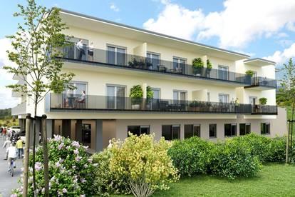NEUBAUPROJEKT: Balkon, Stellplatz und PROVISIONSFREI