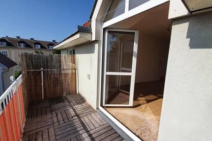 provisionsfreie und sonnige Wohnung mit Balkon in zentraler Lage in Baden