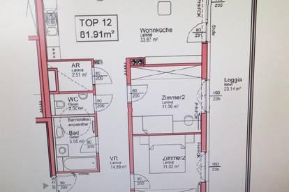 Genossenschaftswohnung mit 3 Zimmer