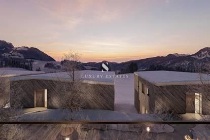 Sieben Wiesen Modernes Neubauprojekt mit besonderer Ausstattung in wunderschöner Aussichtslage im Bezirk Kitzbühel Exklusivvermarktung Maison - Villa 2