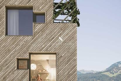 Modernes Neubauprojekt in wunderschöner Aussichtslage im Bezirk Kitzbühel, Gartenwohnung Top 1