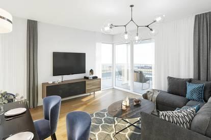 *Stonefield Living* | Exklusive Penthousewohnung mit großer Dachterrasse