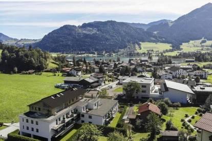 Neubauwohnung fußläufig zum See Top 8
