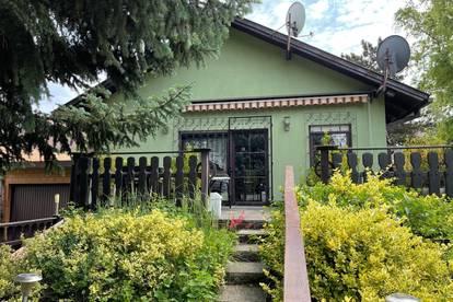 Traumhaftes Einfamilienhaus mit himmlischem Garten mitten in Wien