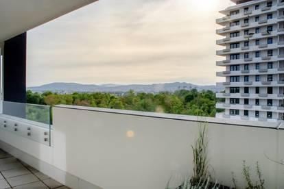 Provisionsfrei - Zweizimmerwohnung im Naherholungsgebiet mit Balkon