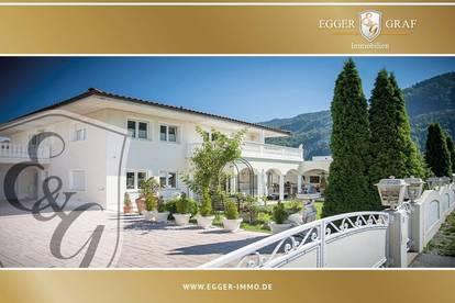 CHARME - LEBENSFREUDE - BERGBLICK - eine Villa der Extraklasse!