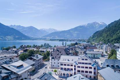 12 recently refurbished investment apartments in the centre of Zell am See.