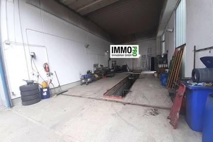 Kufstein: Beheizbare Werkstatt mit Nebenräumen ab sofort zu vermieten