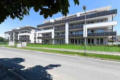 Zweizimmer-Wohnung in einer neu gebauten Wohnanlage, direkt neben Universität und Lakesidepark. - Provisionsfrei!