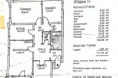 Wohnung in ruhiger Lage Bad Aussee