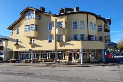 2-Zim. Wohnung 54m² in Leutasch mit Freizeiwohnsitzgenehmigung und Tiefgaragenstellplatz.