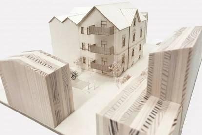 INVESTMENT: Stadtvilla im Ceconi-Stil - 3 hochwertig kernsanierte Balkonwohnungen mit Charme