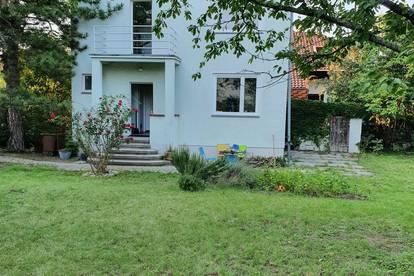 Haus mit großem Garten zu vermieten
