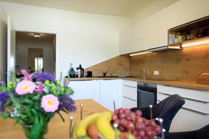 Stilvolle komplett eingerichtete Wohnung