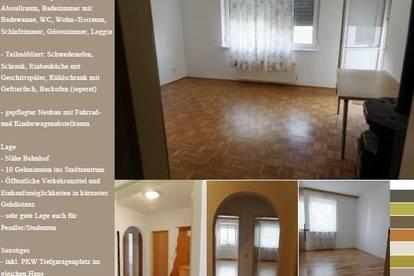 3-Zimmer-Wohnung | inkl. BK | inkl. Tiefgaragenplatz