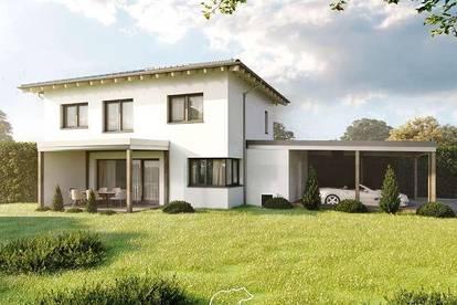 STAUNE Haus: Schlüsselfertiges Stockhaus in Wels inkl. Grundstück