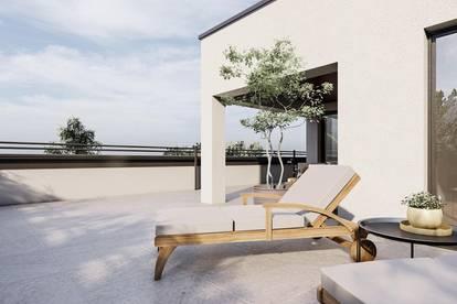 Provisionsfrei ab € 1.295,- mtl.*| Contessa Ragnitz | lichtdurchflutete 4-Zimmer-Penthouse-Wohnung mit Dach-Terrasse