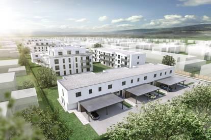 Provisionsfrei ab € 1.000,- mtl. ohne Eigenkapital, bonitätsabhängig | Werndorf Living | luxuriöses Reihenhaus mit Garten