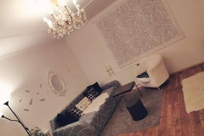 KEINE MAKLERPROVISION / VIDEOBESICHTUNG per WhatsApp und Skype möglichauf Wunsch voll möblierte schöne und ruhige Wohnung beim Schloss Belvedere