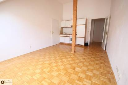 Zentrumsnahe 2 Zimmer-Wohnung in Graz-Jakomini !!