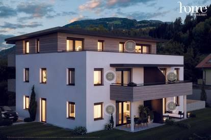 Exklusive 3-Zimmer-Gartenwohnung, EG, Top 02, Wattens