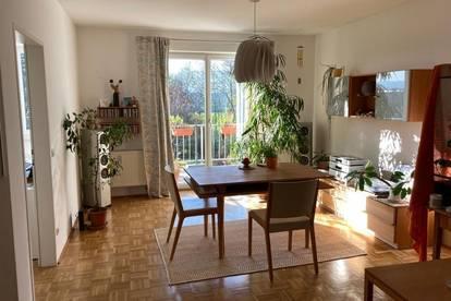 Wohnung im Grünen mit Pöstlingberg-Blick