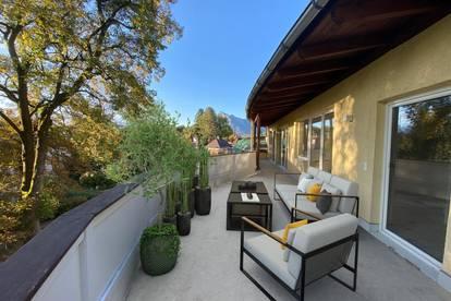 Dachgeschosswohnung mit großer Terrasse