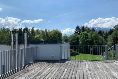 Luxuriöse Wohnung mit Dachterrasse und Lift direkt in die Wohnung !