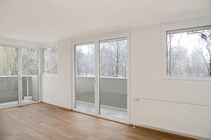 ** Renovierte 2-Zimmer-Wohnung mit 2 Blk. im Stadtteil Lehen ** PROVISIONSFREI!