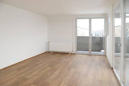 ** Neu renovierte 2-Zimmerwohnung mit 2 Blk. im Stadtteil Lehen **