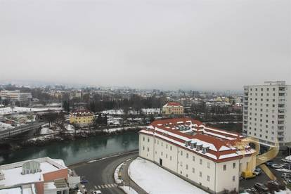 Über den Dächern von Villach! 4-Zimmer Penthouse mit Draublick