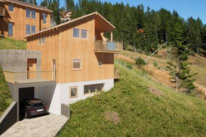 Neubau : Chalet 5 Luxus am Berg