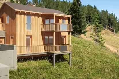 Neubau: Chalet 2 Luxus am Berg