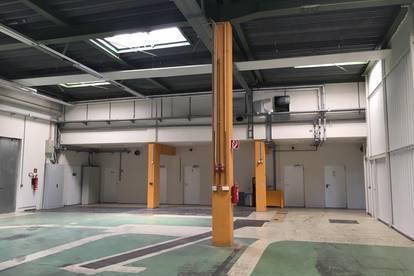 Produktionshalle/Werkstätte im Impulszentrum Mureck