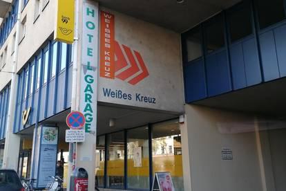 Tiefgaragenplatz am Innrain, Innsbruck