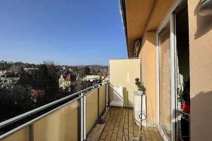 Wohnung mit Penthouse Charakter in TOP Lage.