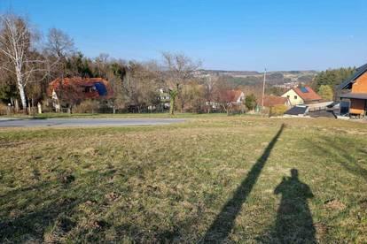 Toller Baugrund 10 Minuten von Graz entfernt (Höf)