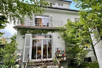 Bezaubernde Altstadtvilla im Nobelviertel Klagenfurts