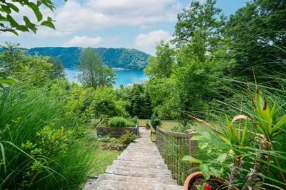 Exklusive Lage, exklusiver Ausblick, exklusiver Garten