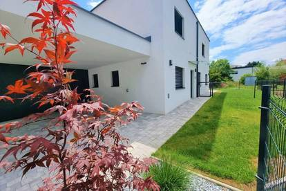 Neubau Haushälfte in Liebenau