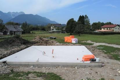 Idealer Baugrund inkl. Bodenplatte & voll erschlossen in Sankt Jakob im Rosental