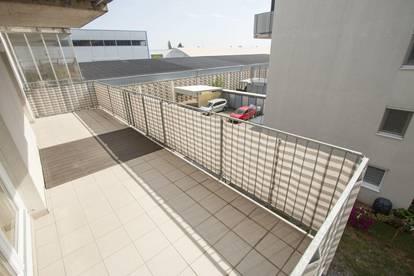 Ruhige Jungfamilienwohnung mit sonnigem Balkon!