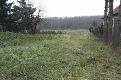 Baugrundstück in Thermenregion 8767 Felsörajk