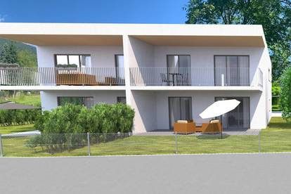 NEUBAU: Eigentumswohnungen mit Garten / Balkon und Panoramablick