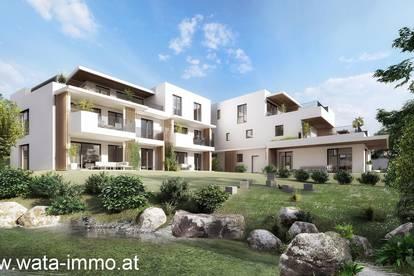Luxuriöse Penthousewohnung, Zentrumsnah ideale Ausrichtung