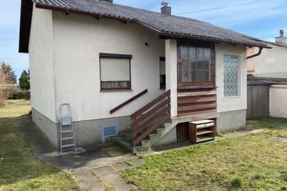 Einfamilienhaus auf großen Eigengrund (913 m²) in Gänserndorf Süd