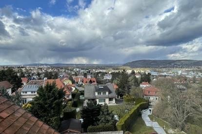 5 Zimmer Penthouse mit 50 m² Terrasse und Traumblick in Klosterneuburg