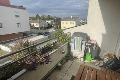 3 Zimmermaisonette mit Süd-Balkon für Sportliche